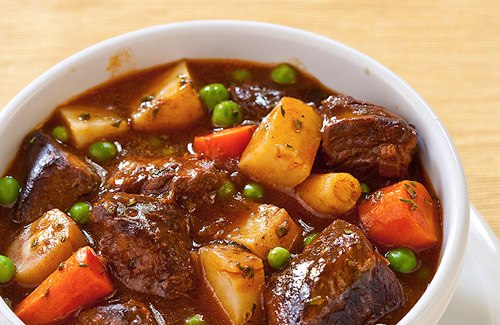 There are really only two options in life:  Do or Stew