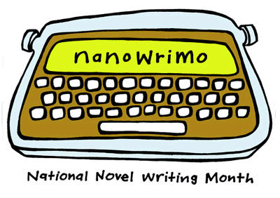NaNoWriMo in April!  Yes…it's true!