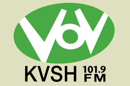 Tune In on Monday, October 13th as VoV goes LIVE ON THE AIR @ 101.9 KVSH