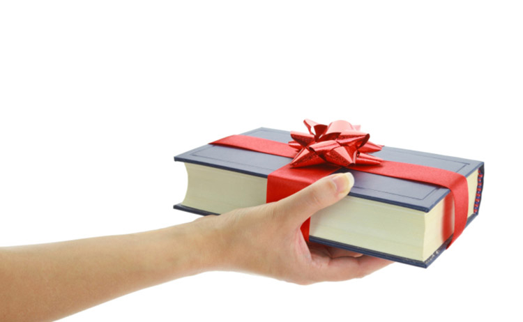 Top Ten Book-Giving Holiday List (and why!)