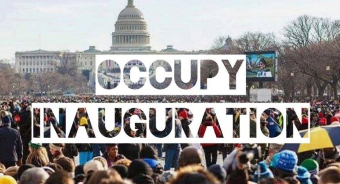 #Occupy Inauguration