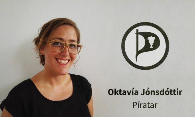 Oktavia Jonsdottir