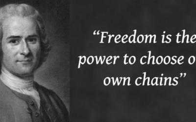 Rousseau's Social Contract – An Argument for Fluid Borders